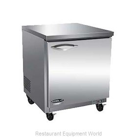 MVP Group IUC28R Refrigerator, Undercounter, Reach-In
