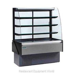MVP Group KBD-CG-60-R Display Case, Refrigerated Bakery