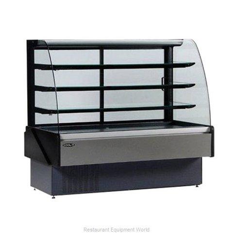 MVP Group KBD-CG-70R Display Case Refrigerated Bakery
