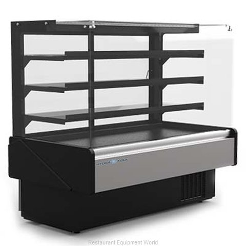 MVP Group KBD-FG-80-S Display Case, Refrigerated Bakery