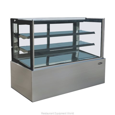 MVP Group KBF-48D Display Case, Non-Refrigerated Bakery