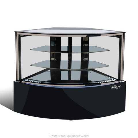 MVP Group KBF-60CD Display Case, Non-Refrigerated Bakery