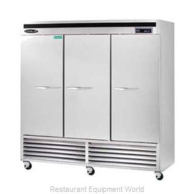 MVP Group KBSF-3 Freezer, Reach-In