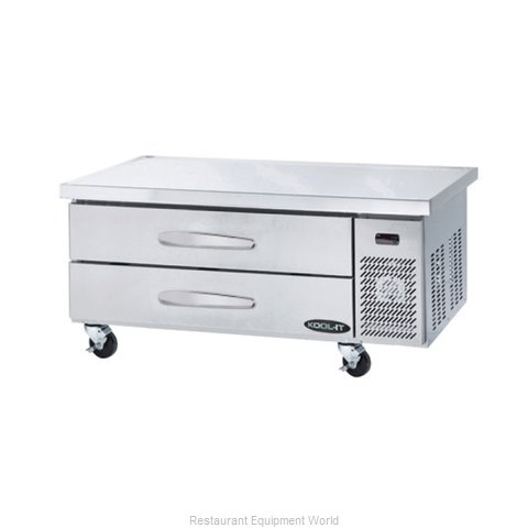 MVP Group KCB-60-2M Equipment Stand, Refrigerated Base