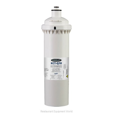 MVP Group KCT-Q10 Water Filtration System, Cartridge