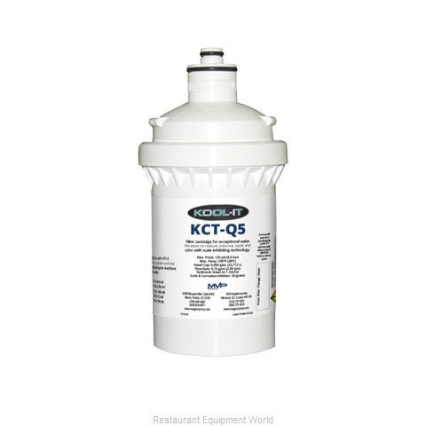 MVP Group KCT-Q5 Water Filtration System, Cartridge