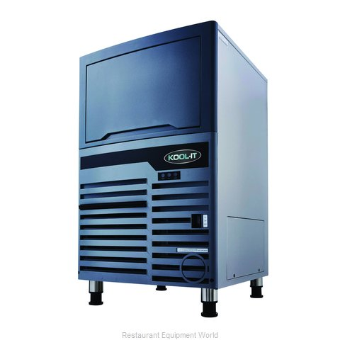MVP Group KCU-110-AH Ice Maker with Bin, Cube-Style
