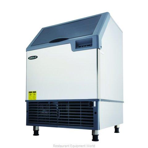 MVP Group KCU-180-AH Ice Maker with Bin, Cube-Style
