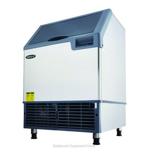 MVP Group KCU-250-AH Ice Maker with Bin, Cube-Style