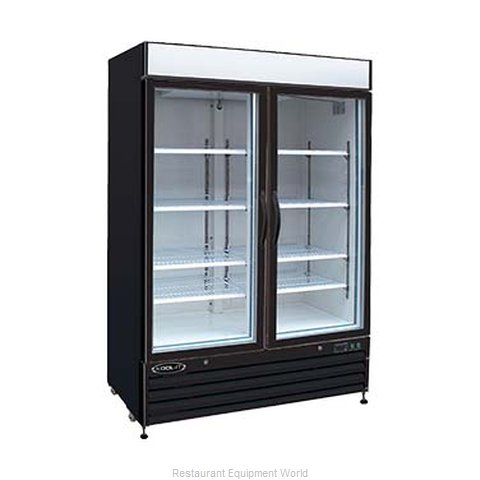MVP Group KGF-48 Freezer, Merchandiser