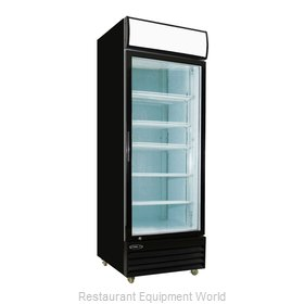 Kool-It KGM-23 Refrigerator, Merchandiser
