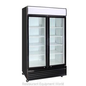 MVP Group KGM-36 Refrigerator, Merchandiser