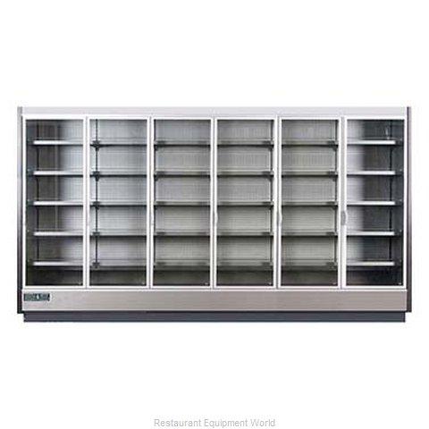 MVP Group KGV-MD-6-R Refrigerator, Merchandiser