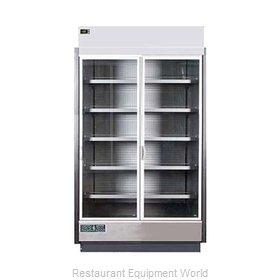 MVP Group KGV-MR-2-S Refrigerator, Merchandiser