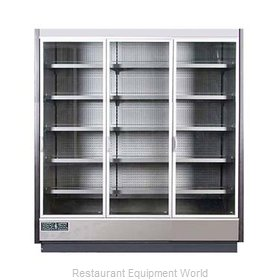 MVP Group KGV-MR-3-R Refrigerator, Merchandiser