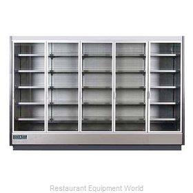 MVP Group KGV-MR-5-R Refrigerator, Merchandiser