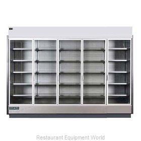 MVP Group KGV-MR-5-S Refrigerator, Merchandiser