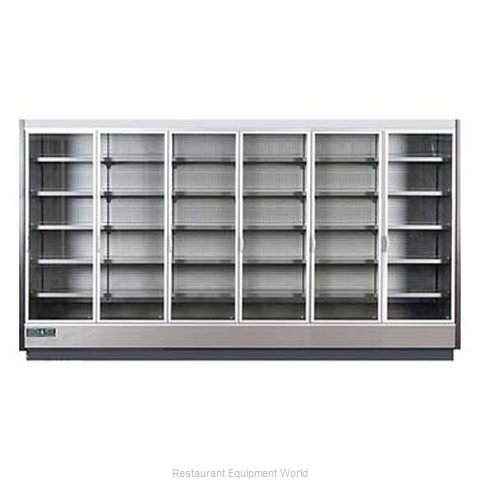 MVP Group KGV-MR-6-R Refrigerator, Merchandiser