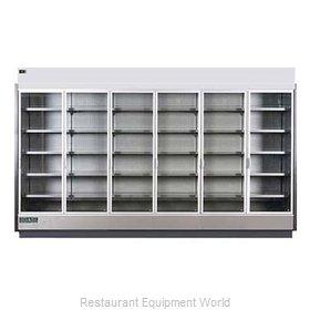 MVP Group KGV-MR-6-S Refrigerator, Merchandiser