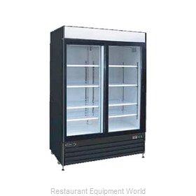 MVP Group KSM-36 Refrigerator, Merchandiser