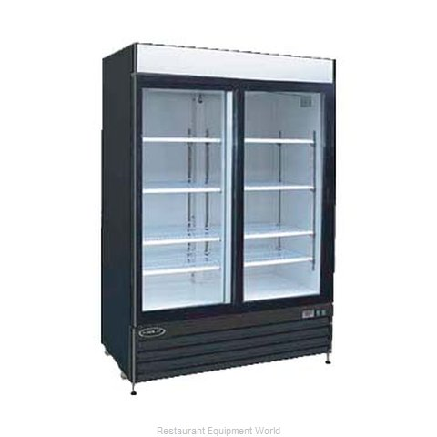 MVP Group KSM-42 Refrigerator, Merchandiser (Magnified)