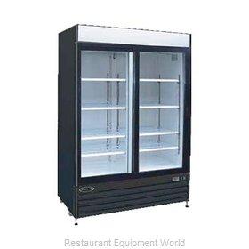 MVP Group KSM-42 Refrigerator, Merchandiser