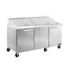 MVP Group KSP72 Refrigerated Counter, Sandwich / Salad Top