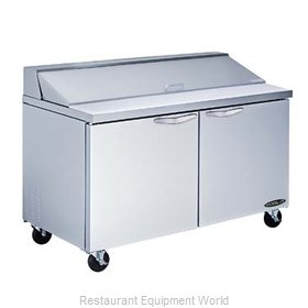 MVP Group KST-60-2 Refrigerated Counter, Sandwich / Salad Top