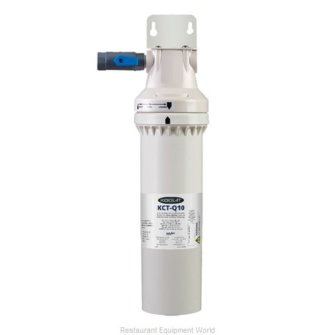 MVP Group KTI-10-1 Water Filtration System, for Ice Machines