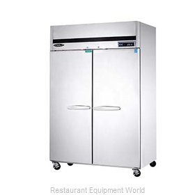 MVP Group KTSR-2 Reach-in Refrigerator 2 sections