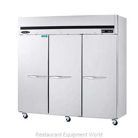 MVP Group KTSR-3 Refrigerator, Reach-In