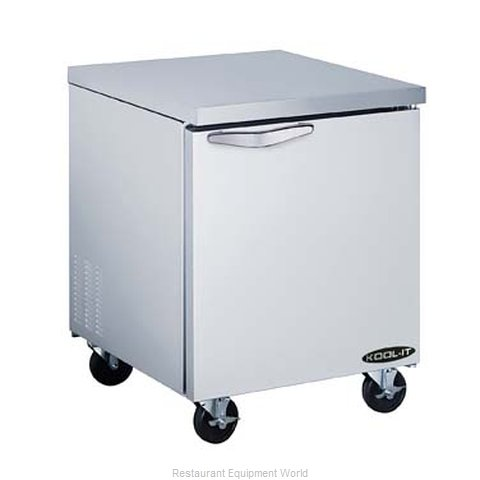 Kool-It KUCF-27-1 Reach-In Undercounter Freezer 1 section