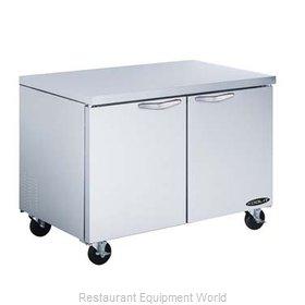 MVP Group KUCR-36-2 Refrigerator, Undercounter, Reach-In