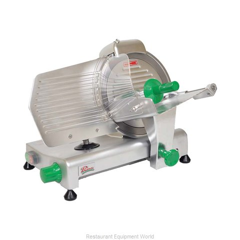 Presto! PS-10 Meat Slicer (Magnified)