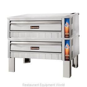 MVP Group SRPO-72G-2 Pizza Bake Oven, Deck-Type, Gas