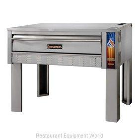 MVP Group SRPO-72G Pizza Bake Oven, Deck-Type, Gas