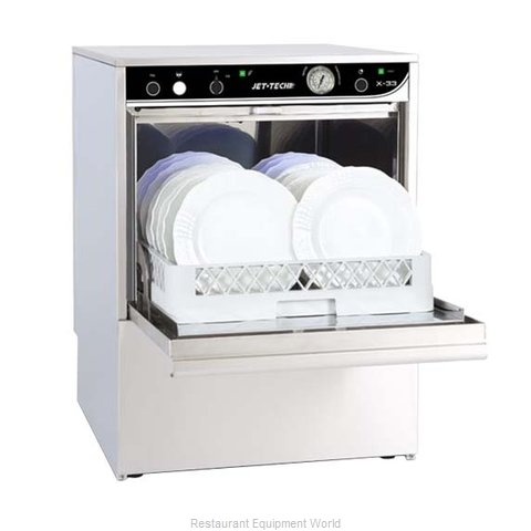 Jet-Tech X-33 Low Temp Undercounter Dishwasher