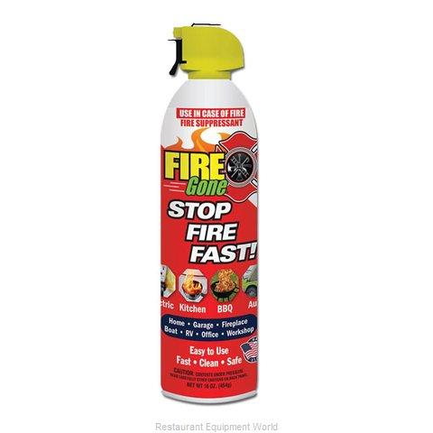 Max Pro FG-007-102 Fire Gone Suppressant 16 oz