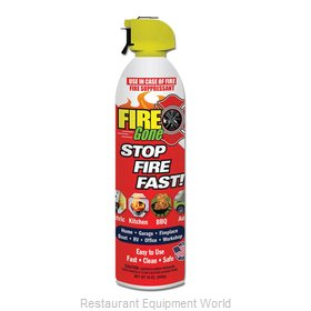Max Pro FG-007-102 Fire Gone Suppressant 16 oz