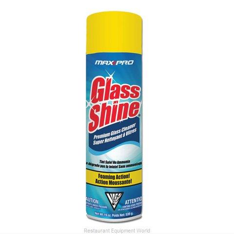 Max Pro GG-003-012 Glass Shine Premium Glass Cleaner 19 oz