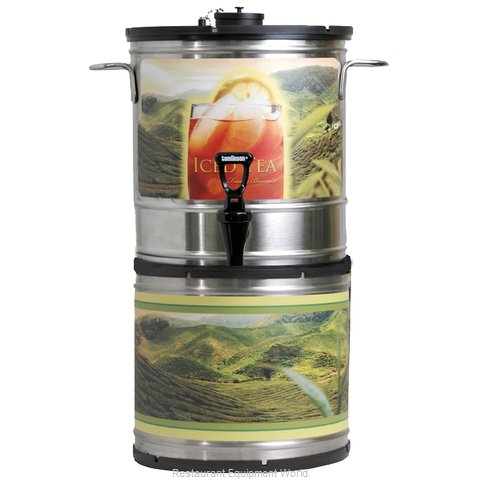 Newco 800261 Tea Urn (Magnified)