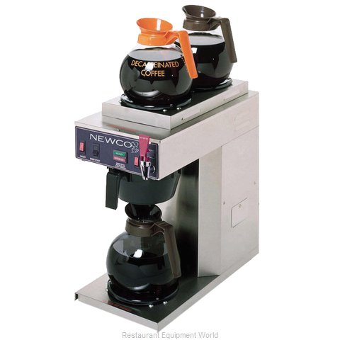 Newco ACE-S Coffee Brewer for Decanters