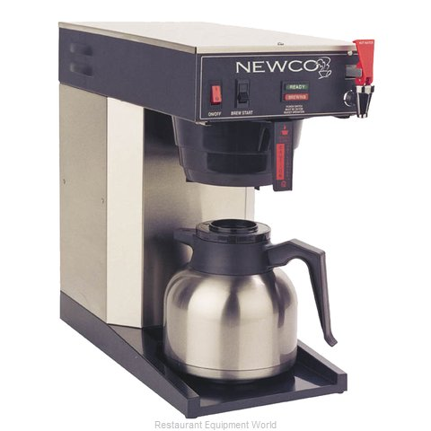 Newco ACE-TC Coffee Brewer for Thermal Server