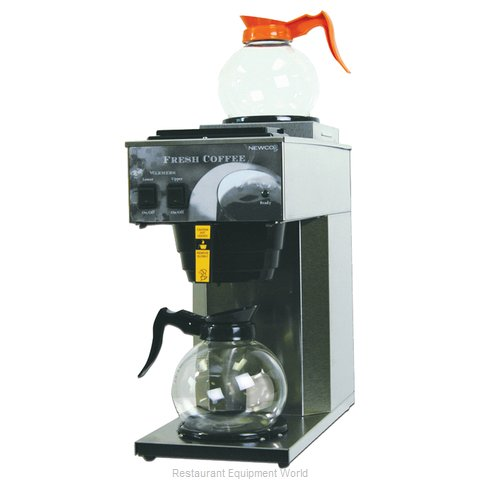 Newco AK-2AS Coffee Brewer for Decanters