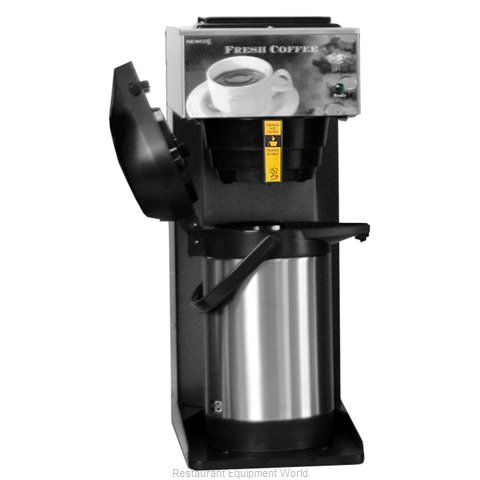 Newco AK-LD Pourover Brewer (Magnified)