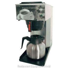 Newco AK-TC Coffee Brewer for Thermal Server