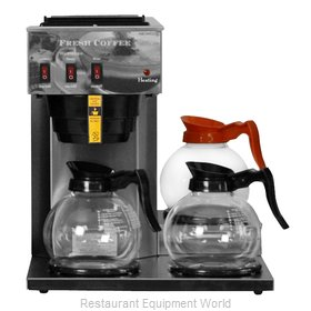 Newco AKH-3 Coffee Brewer for Decanters