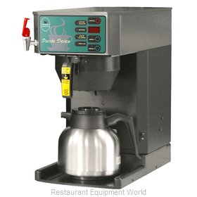 Newco B180-0 Coffee Brewer for Thermal Server