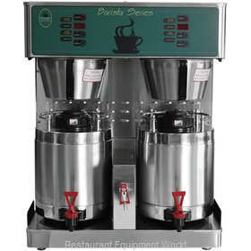Newco CBD-1.0 Coffee Brewer for Thermal Server