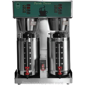 Newco CBD-2.0 Coffee Brewer for Thermal Server